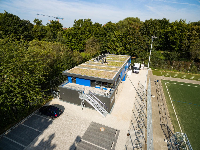 Zuschlag Für Das Vereinshaus Des SV Uhlenhorst Adler