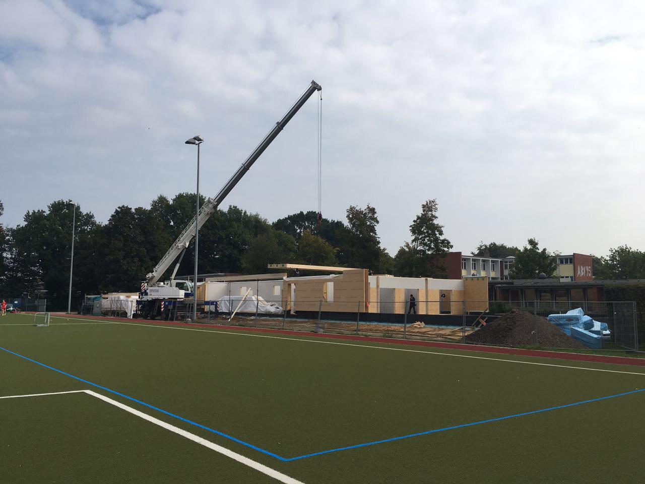 Neues Sportzentrum Für Den Niendorfer TSV